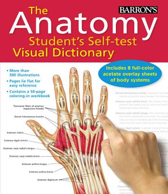 The Anatomy Student's Self-Test Visual Dictionary By Ashwell, Ken